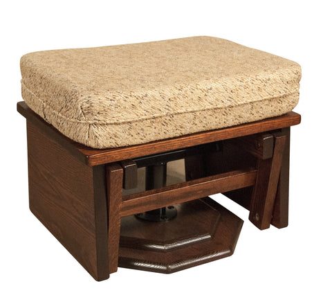 Miller 10/296 Ottoman with NP Base