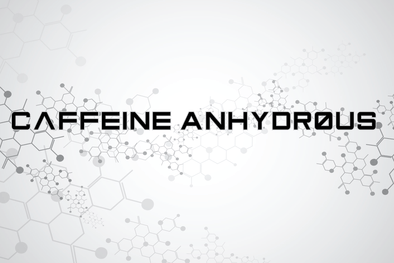 What is Caffeine Anhydrous?