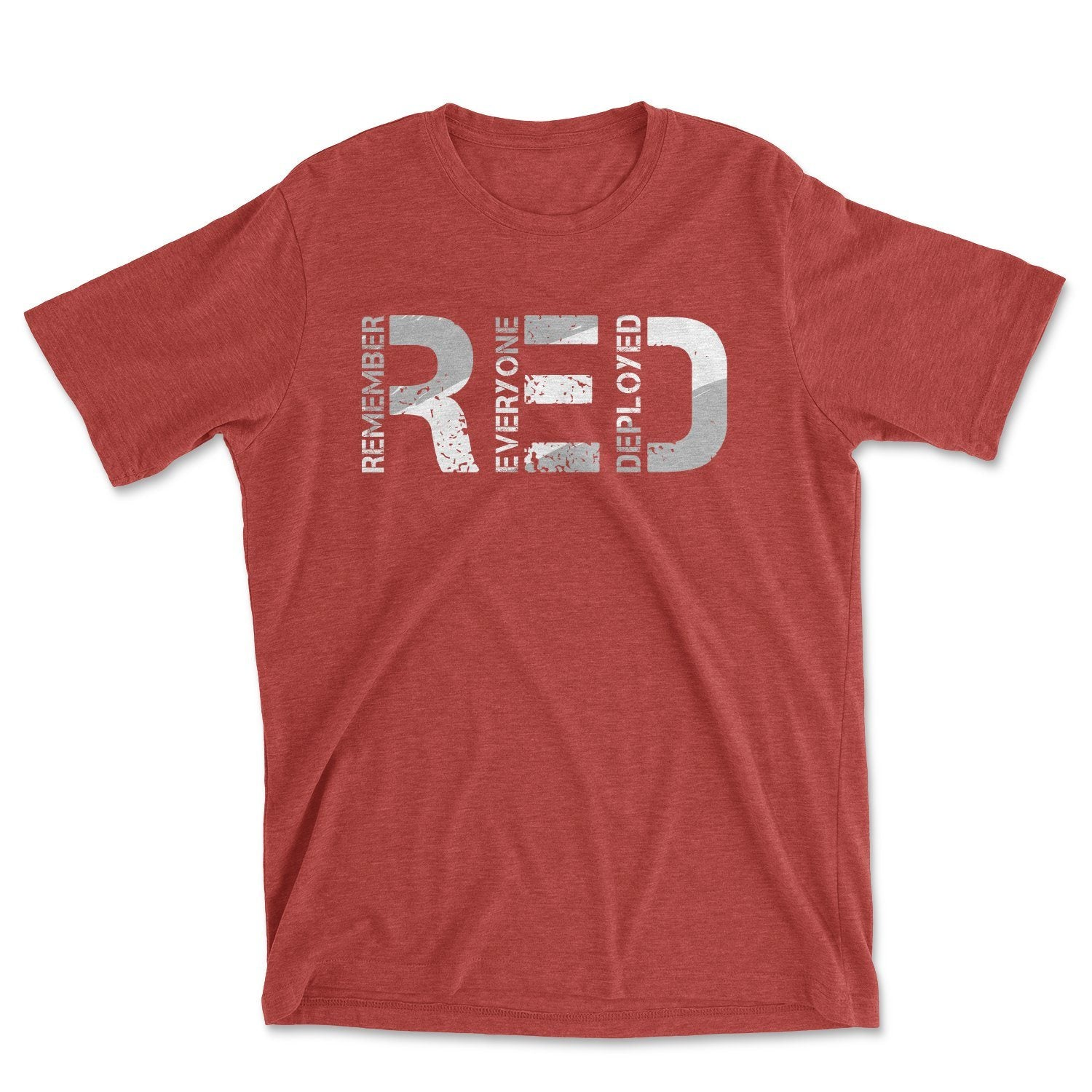 Remember Everyone Deployed Shirt The Lift Box Men's Small