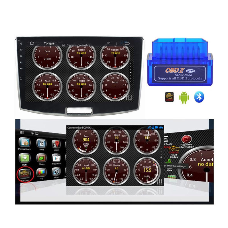 Android 10 Double Din 10.1 Inch 1024x600 Touchscreen Autoradio Headunit for Volkswagen Magotan/Passat B7(2012-2015), 8 Core 1.5GB CPU 32GB Flash 4GB DDR3 RAM, Auto Stereo GPS Navigation 3G 4G WIFI Bluetooth USB DSP Carplay&Auto Steering Wheel Control. 2Din Vehicle Touch Screen Multimedia Video Player System Head Unit.