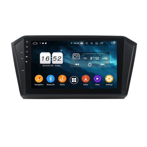 Android 9.0 10.1 Inch Touchscreen Auto Stereo for Volkswagen Passat B8(2015-2020), 4GB RAM+32GB ROM, DSP Car GPS Navigation Bluetooth 4G WIFI - foyotech
