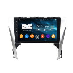 Android 9.0 Car GPS Navigation for Toyota Camry(2012-2013), 4GB RAM+32GB ROM, 10.1 Inch Touchscreen DSP Radio Stereo Bluetooth 4G WIFI - foyotech