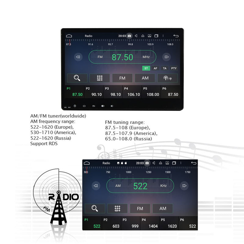 Android 10 1 Din 10.1 Inch Touchscreen Autoradio Headunit for Honda Vezel/HR-V 2014 2015 2016 2017 2018 2019 2020, Octa Core 1.5GB CPU 32GB Flash 4GB DDR3 RAM, Auto Radio GPS Navigation 3G 4G WIFI Bluetooth USB DSP Carplay&Auto Steering Wheel Control. 1Din Vehicle Touch Screen Multimedia Video Player System Head Unit.