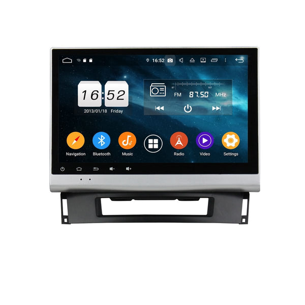 9 Inch Touchscreen Android 9.0 Car Radio for Opel Astra J(2010-2014), 4GB RAM+32GB ROM, GPS Navigation DSP Bluetooth 4G WIFI - foyotech