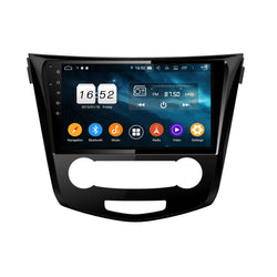 10.1 Inch Android 9.0 Auto Stereo for Nissan Qashqai/Xtrail/Rogue Sport(2013-2020), DSP Touchscreen Car Radio GPS Navigation Bluetooth 4G WIFI, 4GB RAM+32GB ROM - foyotech
