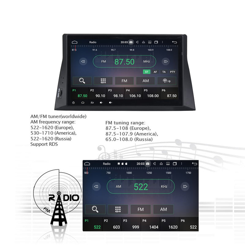 Android 10 2 Din 10.1 Inch Touchscreen Autoradio Headunit for Honda Accord 8 gen 2008 2009 2010 2011 2012 2013 2014, Octa Core 1.5GB CPU 32GB Flash 4GB DDR3 RAM, Auto Radio GPS Navigation 3G 4G WIFI Bluetooth USB DSP Carplay&Auto Steering Wheel Control. 2Din Vehicle Touch Screen Multimedia Video Player System Head Unit.