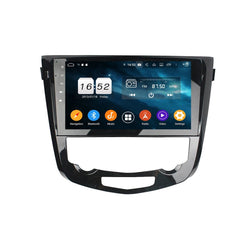 10.1 Inch Touchscreen DSP Android 9.0 Auto Stereo for Nissan Qashqai/Xtrail/Rogue Sport(2013-2020), Car Radio GPS Navigation Bluetooth 4G WIFI, 4GB RAM+32GB ROM - foyotech