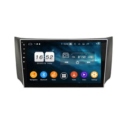 Android 9.0 DSP Car Radio Headunit for Nissan Sylphy/Sentra/Pulsar(2012-2016), 10.1 Inch Touchscreen Auto Stereo Bluetooth 4G WIFI, 4GB RAM+32GB ROM - foyotech