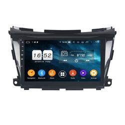 Android 9.0 Car Radio for Nissan Murano(2015-2020), 10.1 Inch Touchscreen Auto Stereo GPS Navigation DSP Bluetooth 4G WIFI, 4GB RAM+32GB ROM - foyotech