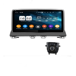 10.25 Inch Touchscreen Android 9.0 Car Stereo for Mazda 3 Axela(2013-2020), DSP Auto Radio GPS Navigation Bluetooth 4G WIFI, 4GB RAM+32GB ROM - foyotech