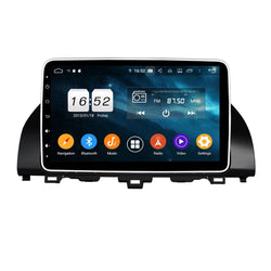 10.1 Inch Android 9.0 OS Car Multimedia Player for Honda Accord 10(2018-2020), 4GB RAM+32GB ROM, Touchscreen DSP Radio GPS Navigation Stereo Bluetooth 4G WIFI - foyotech