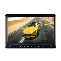 2x 11.6 inch Car Headrest DVD Player, USB/SD/HDMI input, 1920x1080 Digital LCD screen Headrest Video Player Monitor - foyotech