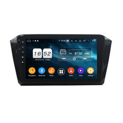 10.1 Inch Android 9.0 DSP Car Stereo for Volkswagen Magotan(2016-2019), 4GB RAM+32GB ROM, Auto GPS Navigation Bluetooth 4G WIFI Headunit - foyotech