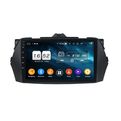 Android 9.0 Car Stereo for Suzuki Ciaz(2013-2019), 9 Inch Touchscreen DSP Auto Radio GPS Navigation Bluetooth 4G WIFI, 4GB RAM+32GB ROM - foyotech