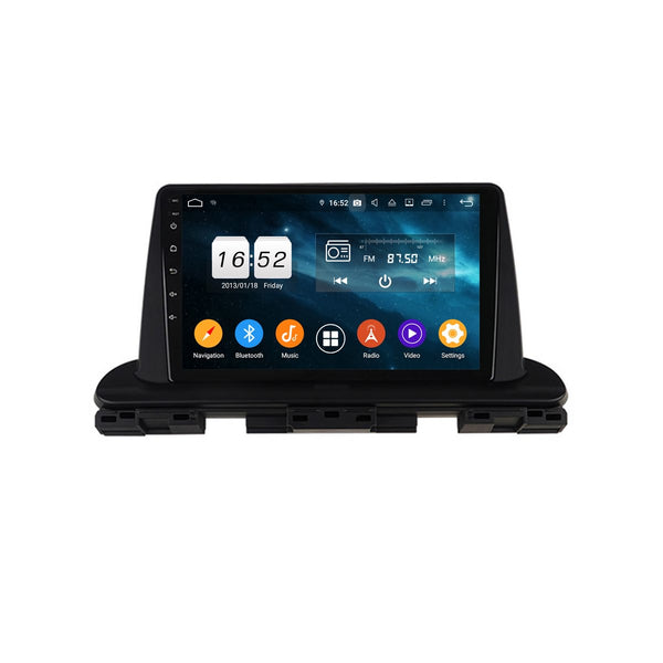 9 Inch Touchscreen Android 9.0 Car Radio for Kia Seltos(2019-2020), 4GB RAM+32GB ROM, GPS Navigation DSP Stereo Bluetooth 4G WIFI - foyotech