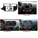 Android 9.0 Car Radio for Kia K3 Rio(2011-2014), 4GB RAM+32GB ROM, 9 Inch Touchscreen GPS Navigation DSP Stereo Bluetooth 4G WIFI - foyotech
