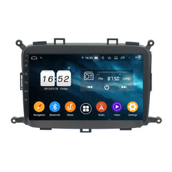 9 Inch Android 9.0 Car Radio for Kia Carens(2013-2020), 4GB RAM+32GB ROM, Touchscreen GPS Navigation DSP Stereo Bluetooth 4G WIFI - foyotech