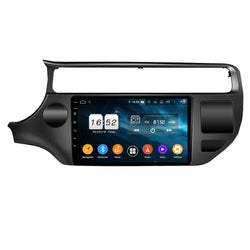 Android 9.0 Car Radio for Kia K3 Rio(2015-2020), 4GB RAM+32GB ROM, 9 Inch Touchscreen GPS Navigation DSP Stereo Bluetooth 4G WIFI - foyotech