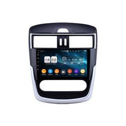 10.1 Inch Android 9.0 Car Radio for Nissan Tiida(2016-2020), 4GB RAM+32GB ROM, Touchscreen GPS Navigation DSP Stereo Bluetooth 4G WIFI - foyotech