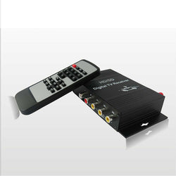 ATSC Signal Digital TV Receiver for Car,Suitable for the USA Canada Mexico - foyotech