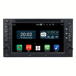 6.2 inch Touchscreen Android 10 Autoradio Stereo for Kia Cerato/Sportage/Ceed/Sorento/Spectra/Optima/Rondo/Carens. Octa Core 1.5G CPU 32G Flash 3G 4G DDR3 RAM. 2 Din Auto Radio DVD GPS Navigation 3G 4G WIFI Bluetooth USB/SD DSP Carplay Steering Wheel Control OBD2. Double Din Vehicle Multimedia Player System Head Unit