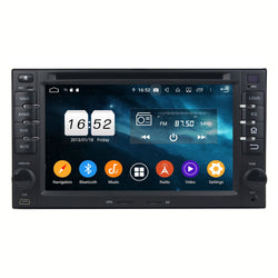 6.2 inch Android 9.0 OS Car DVD Player for Kia Cerato/Sportage/Ceed/Sorento/Spectra/Optima/Rondo/Carens, Octa Core 1.5G CPU 4G DDR3 RAM 32G Flash, Auto Radio GPS Navigation Bluetooth - foyotech