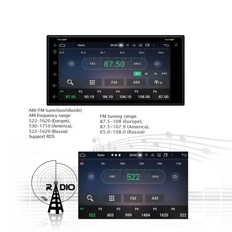 Android 10 OS Autoradio Stereo for Nissan Tiida/Qashqai/Sunny/X-Trail/Paladin/Frontier/Murano/Livina/Navara/Sentra/Pathfinder. Octa Core 1.5G CPU 32G Flash 4G DDR3 RAM. 2 Din Radio GPS Navi 4G WIFI Bluetooth USB/SD DSP Carplay Steering Wheel Control OBDII. Plug and Play Double Din Vehicle Multimedia System Head Unit.
