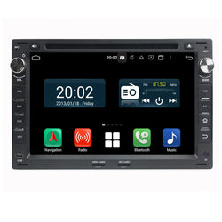 (Black) 2 Din 7 inch Touch Screen Android 10.0 Autoradio DSP Stereo Navigation Headunit. Octa Core 1.5G CPU 32G Flash 4G DDR3 RAM. Auto Radio GPS Navi 3G 4G WIFI Bluetooth USB/SD Carplay Steering Wheel Control OBDII. Plug and Play Cables Double Din Vehicle Multimedia Player System Head Unit.