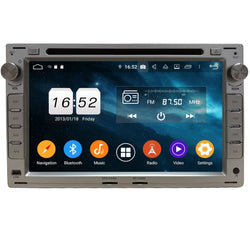 (Silver) 7 inch Touchscreen Android 9.0 OS Car DVD Player for Volkswagen Passat B5/Golf 4/Polo/Bora/Jetta/Sharan/T5, Octa Core 1.5G CPU 4G DDR3 RAM 32G Flash - foyotech