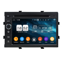 7'' Touchscreen Android 9.0 OS Car GPS Navigation Headunit for Chevrolet Cobalt/Spin/Onix(2012-2014), Octa Core 1.5G CPU 4G DDR3 RAM 32G Flash, Auto DVD Player Radio Stereo Bluetooth 4G WIFI OBD2 MirrorLink - foyotech