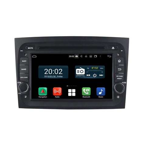 Android 10 1024x600 Touch Screen 1 Din Autoradio Stereo Navigation Headunit for Fiat Doblo 2016 2017 2018 2019 2020. Octa Core 1.5G CPU 32G Flash 4G DDR3 RAM. Auto Radio GPS Navi 3G 4G WIFI Bluetooth USB/SD DSP Carplay Auto Steering Wheel Control OBDII. Plug and Play cable Single Din Vehicle Multimedia Player System Head Unit.