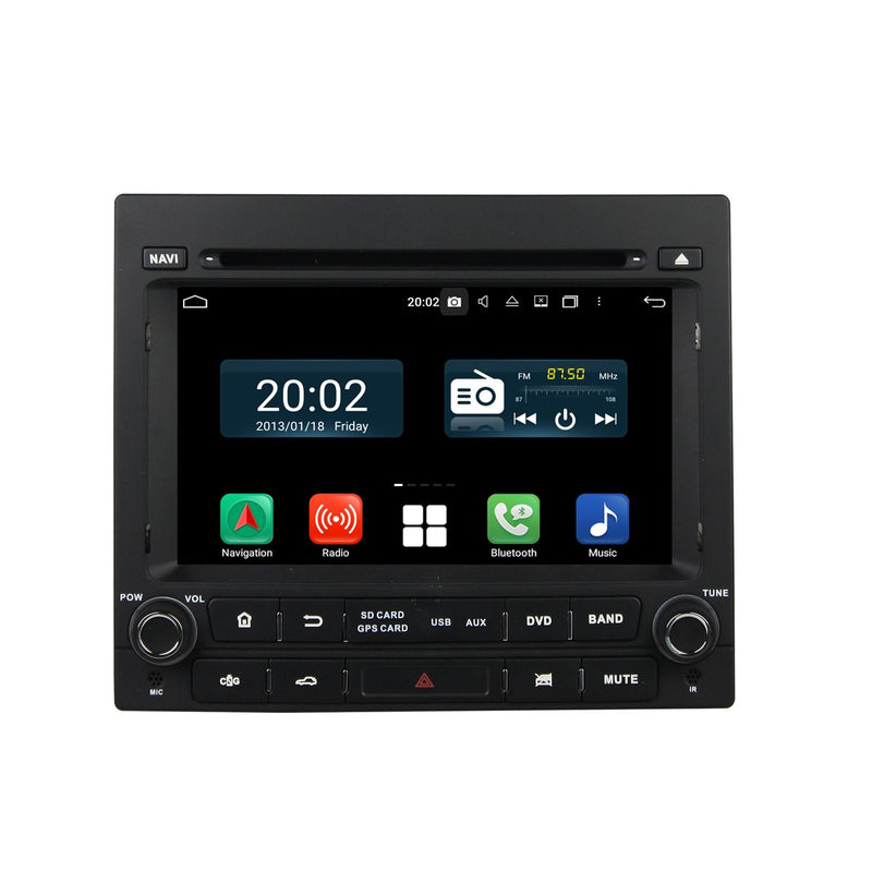 7 inch Touch Screen Android 10 Autoradio Stereo Navigation Headunit for Peugeot 405. Octa Core 1.5G CPU 32G Flash 4G DDR3 RAM. 1 Din Auto Radio DVD Player GPS 4G WIFI Bluetooth USB/SD DVD Player DSP Carplay Steering Wheel Control OBDII. Single Din Vehicle Multimedia Player System Head Unit