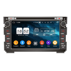 7 inch Android 9.0 OS Car DVD Player for Kia Ceed(2006-2013), Octa Core 1.5G CPU 4G DDR3 RAM 32G Flash, Touchscreen Auto Radio GPS Navigation Bluetooth 4G WIFI OBDII MirrorLink Headunit - foyotech