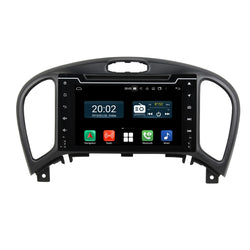 Touchscreen Android 10 Autoradio Stereo Navigation Headunit for Nissan Juke 2014 2015 2016 2017 2018. 8 Core 1.5G CPU 32G Flash 4G DDR3 RAM. 2 Din Radio GPS Navi 4G WIFI Bluetooth USB/SD DVD Player DSP Carplay Auto Steering Wheel Control OBDII. Plug and Play Double Din Vehicle Multimedia Player System Head Unit