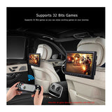 2x 10.1 inch Car Headrest DVD Player, USB/SD/HDMI input, 1024x600 Digital LCD screen Headrest Video Player Monitor - foyotech