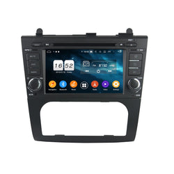 7 inch Android 9.0 OS Car Radio GPS Navi Headunit for Nissan Altima(2006-2012), Octa Core 1.5G CPU 4G DDR3 RAM 32G Flash, Touchscreen Auto DVD Player Stereo Bluetooth 4G WIFI OBD2 MirrorLink - foyotech