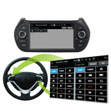 Android 10 OS 1 Din Autoradio Stereo Navigation Headunit for Fiat Fiorino 2008 2009 2010 2011 2012 2013 2014 2015. 8 Core 1.5G CPU 32G Flash 4G DDR3 RAM. Auto Radio GPS Navi 3G 4G WIFI Bluetooth USB/SD DSP Carplay Auto Steering Wheel Control OBDII. Plug and Play cable Single Din Vehicle Multimedia Player System Head Unit