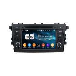 Android 9.0 OS 7 inch Car Radio DVD for Suzuki Alto/Celerio/Cultus(2015-2020), Octa Core 1.5G CPU 4G DDR3 RAM 32G Flash, Touchscreen Auto GPS Navigation Stereo Bluetooth 4G WIFI OBDII MirrorLink Headunit - foyotech