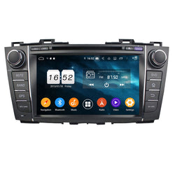 Android 9 Pie Autoradio Stereo Navigation Headunit for Mazda 5/Premacy 2010 2011 2012 2013 2014 2015 2016 2017 2018. Octa Core 1.5G CPU 32G Flash 4G DDR3 RAM. 2 Din Radio DVD Player GPS 3G 4G WIFI Bluetooth USB/SD DVD Player MirrorLink Steering Wheel Control OBDII. Double Din Vehicle Multimedia Player System Head Unit.