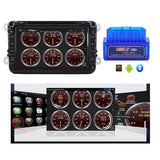 2 Din Android 10 OS Autoradio Stereo Navigation Headunit for Skoda Octavia/Fabia/Superb 2005 2006 2007 2008 2009 2010. 8 Core 1.5G CPU 32G Flash 4G DDR3 RAM. Auto Radio GPS Navi 3G 4G WIFI Bluetooth USB/SD MirrorLink Steering Wheel Control OBDII. Plug and Play Double Din Vehicle Multimedia Player System Head Unit.