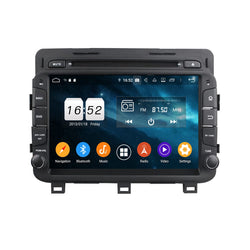 Android 9.0 OS Car DVD Player for Kia K5/Optima(2014-2016), Octa Core 1.5G CPU 4G DDR3 RAM 32G Flash, 8 inch Touchscreen Auto Radio GPS Navigation Bluetooth 4G WIFI OBDII MirrorLink Headunit - foyotech