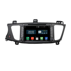 8 inch Touchscreen Android 10 Autoradio Stereo Headunit for Kia K7/Cadenza 2009 2010 2011 2012. Octa Core 1.5G CPU 32G Flash 3G 4G DDR3 RAM. 2 Din Auto Radio DVD GPS Navigation 3G 4G WIFI Bluetooth USB/SD DSP Carplay Auto Steering Wheel Control OBDII. Plug and Play Double Din Vehicle Multimedia Player System Head Unit.