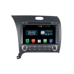 1024x600 Touchscreen Android 10 Autoradio Stereo Headunit for Kia Cerato/K3/Forte 2013 2014 2015 2016. Octa Core 1.5G CPU 32G Flash 3G 4G DDR3 RAM. 2 Din Auto Radio GPS Navigation 3G 4G WIFI Bluetooth USB/SD DVD Player DSP Carplay Auto Steering Wheel Control OBDII. Double Din Vehicle Multimedia Player System Head Unit.
