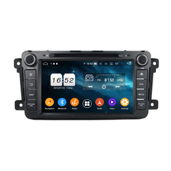 Android 9.0 OS Car Radio GPS Navigation Headunit for Mazda CX-9(2012-2014), Octa Core 1.5G CPU 4G DDR3 RAM 32G Flash, 8 inch Touchscreen Auto DVD Player Stereo Bluetooth 4G WIFI OBD2 MirrorLink - foyotech