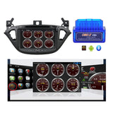 Android 10 2 Din Autoradio Stereo Navigation Headunit for Opel Vauxhall Corsa 2015 2016 2017 2018. Octa Core 1.5G CPU 32G Flash 4G DDR3 RAM. Auto Radio GPS Navi 3G 4G WIFI Bluetooth USB/SD DVD Player MirrorLink Steering Wheel Control OBDII. Plug and Play cables Double Din Vehicle Multimedia Player System Head Unit.