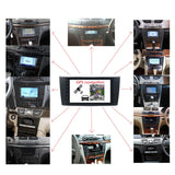 Android 10 2Din 8 Inch 1024x600 Touchscreen Autoradio Headunit for Benz W211(2002-2008)/W219(2004-2009)/W463(2001-2008), 8 Core 1.5GB CPU 32GB Flash 4GB DDR3 RAM, Auto Radio GPS Navigation 3G 4G WIFI Bluetooth USB DSP Carplay&Auto Steering Wheel Control. 2 Din Vehicle Touch Screen Video Multimedia Player System Head Unit.