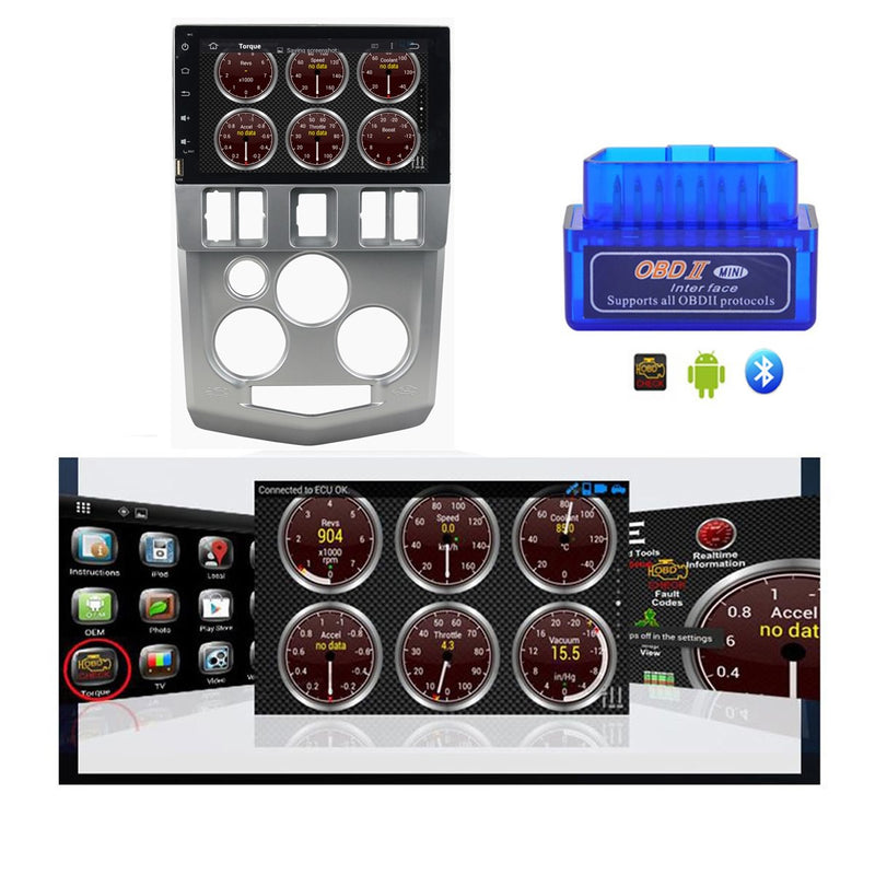 Android 10.0 Single Din 8 Inch Touchscreen Autoradio Headunit for Nissan Aprio 2007 2008 2009 2010, 8 Core 1.5GB CPU 32GB Flash 4GB DDR3 RAM, Auto Stereo GPS Navigation 3G 4G WIFI Bluetooth USB DSP Carplay&Auto Steering Wheel Control. 1Din Vehicle Touch Screen Multimedia Video Player System Head Unit.