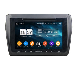 8 inch Android 9.0 OS Car Radio DVD Headunit for Suzuki Swift(2018-2020), 8 Core 1.5G CPU 4G DDR3 RAM 32G Flash, Touchscreen Auto GPS Navigation Stereo Bluetooth 4G WIFI OBD2 MirrorLink - foyotech