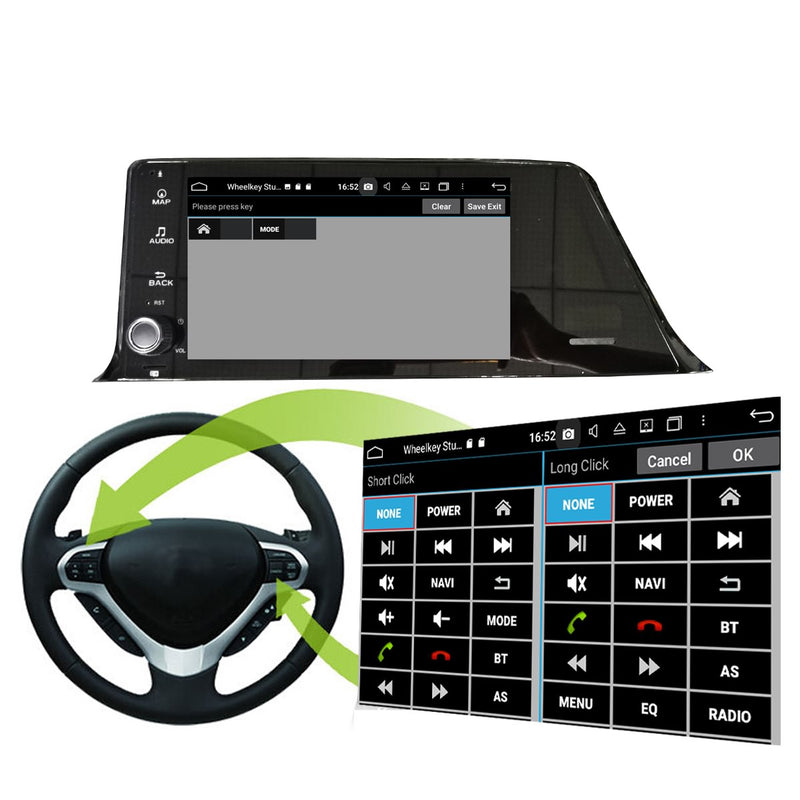 Android 10 1 Din 8 Inch 1024x600 Touchscreen Autoradio Headunit for Toyota CHR 2017 2018 2019 2020, Octa Core 1.5GB CPU 32GB Flash 4GB DDR3 RAM, Auto Radio GPS Navigation 3G 4G WIFI Bluetooth USB MirrorLink Steering Wheel Control. 1Din Vehicle Touch Screen Multimedia Video Player System Head Unit.
