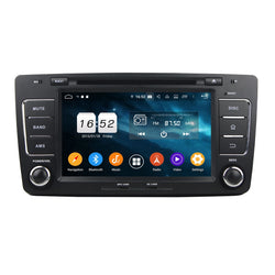 1 Din Touch Screen Android 9.0 Pie OS Autoradio Stereo Navigation Headunit for Skoda Octavia 2009 2010 2011 2012 2013. Octa Core 1.5G CPU 32G Flash 4G DDR3 RAM. Auto Radio GPS Navi 3G 4G WIFI Bluetooth USB/SD MirrorLink Steering Wheel Control OBDII. Plug and Play Single Din Vehicle Multimedia Player System Head Unit.